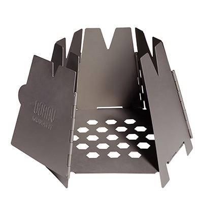 Vargo 'Hexagon' Titan Holzofen