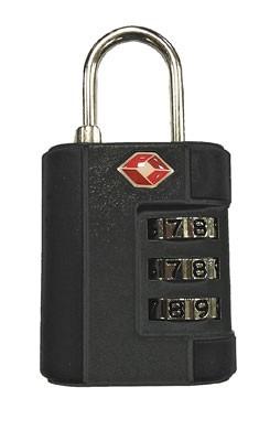 TSA' Zahlenschloss mit Bügel