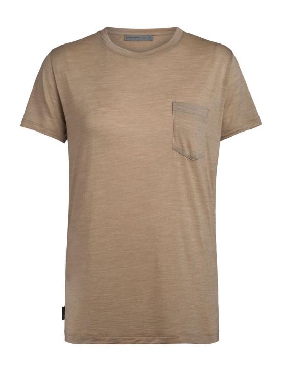 W's Dye Drayden Short Sleeve Pocket Crewe