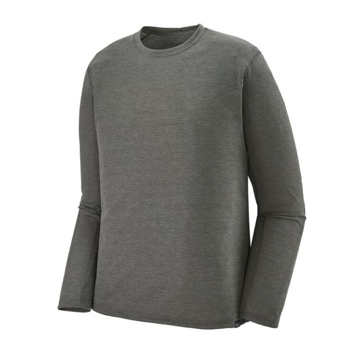 M's L/S Cap Cool Trail Shirt