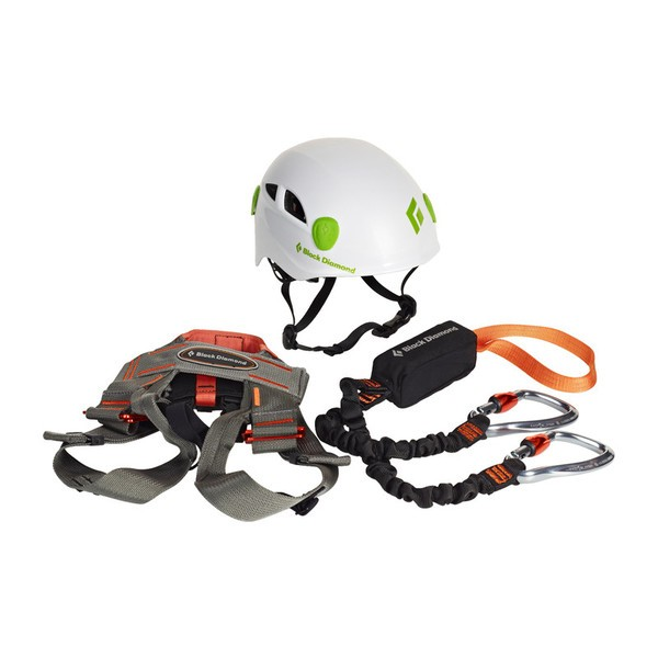 Klettersteig Package - Iron Cruiser Via Ferrata I, S/M
