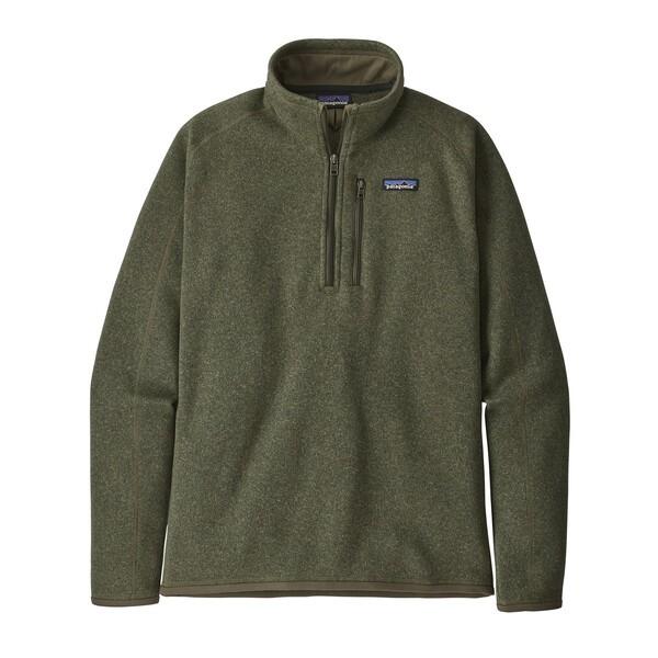 M's Better Sweater 1/4-Zip Fleece