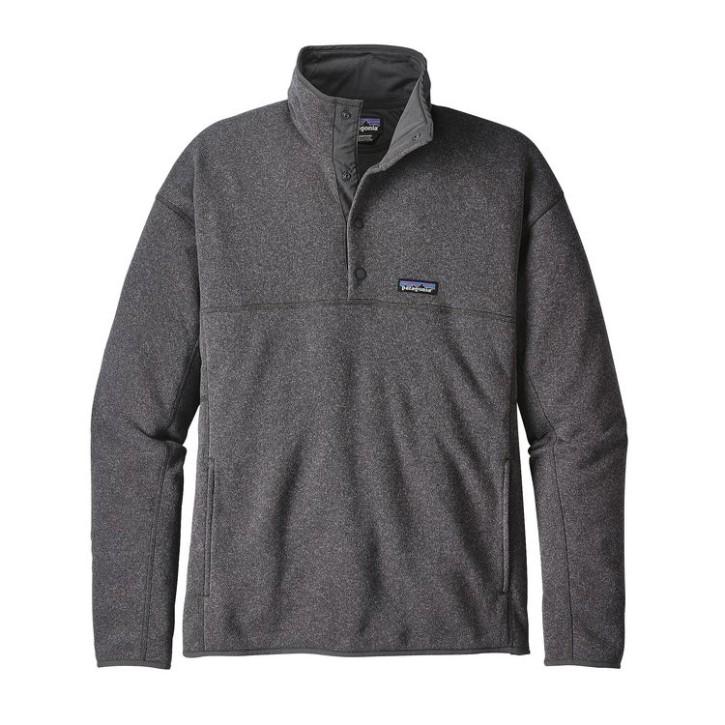 M's LW Better Sweater Marsupial P/O