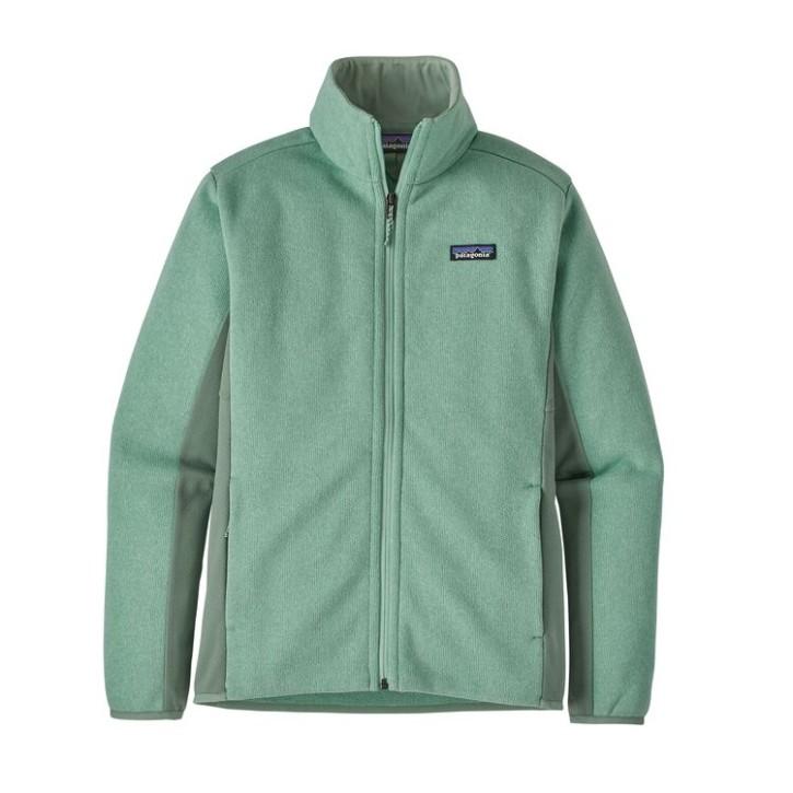 W's LW Better Sweater Jacket, GYPG, XS