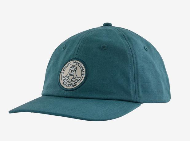 Peak Protector Badge Trap Cap