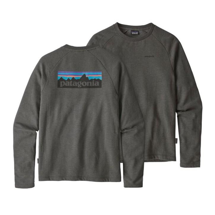 M's P-6 Logo LW Crew Sweatshirt