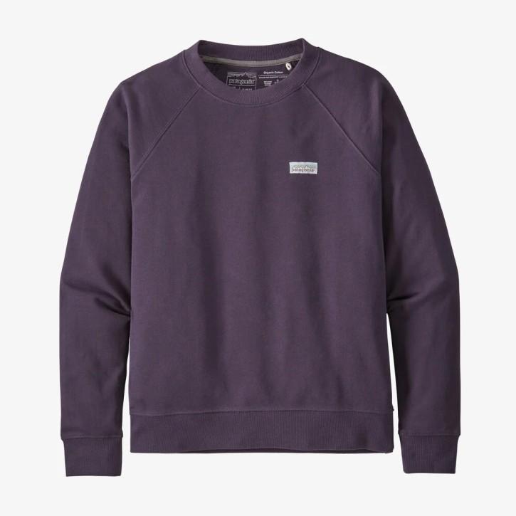 W's Pastel P-6 Label Organic Crew Sweatshirt
