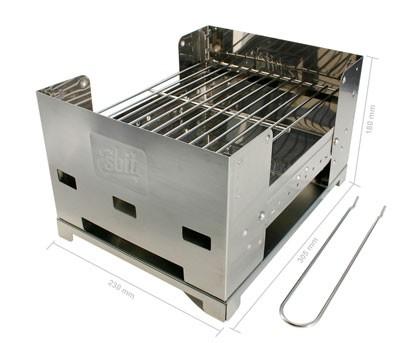 Esbit Grill 'BBQ-Box'