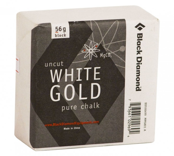 Solid White Gold - Block 56 gr.