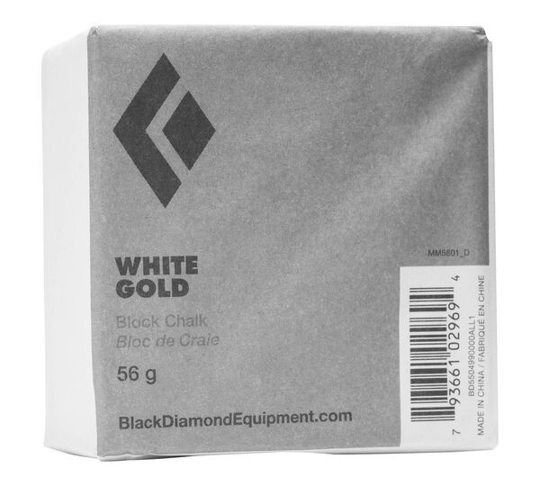 56 g White Gold Chalk Block