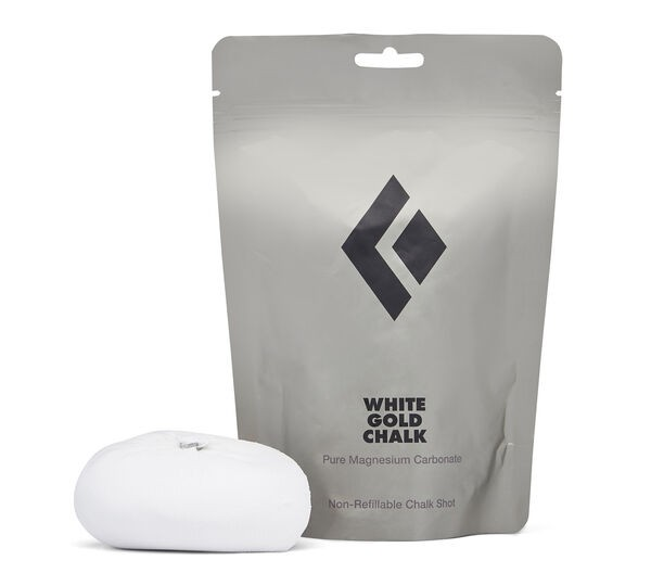 Non-Refillable White Gold Chalk Shot