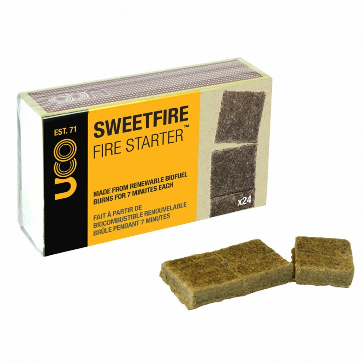 UCO Anzünder SweetFire Tabs