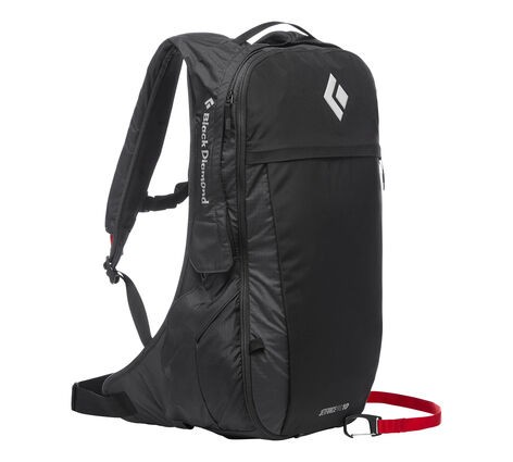 JetForce Pro Avalanche Airbag Pack 10 black / M/L