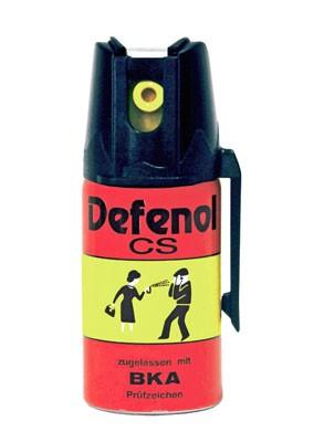 Tränengasspray