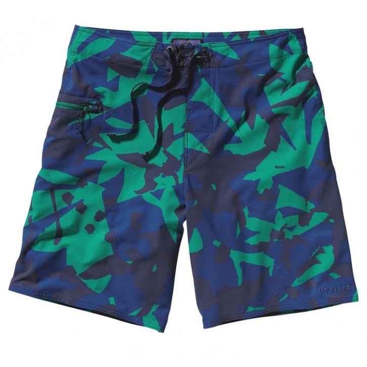 M's Planing Stretch Board Shorts - 20' in