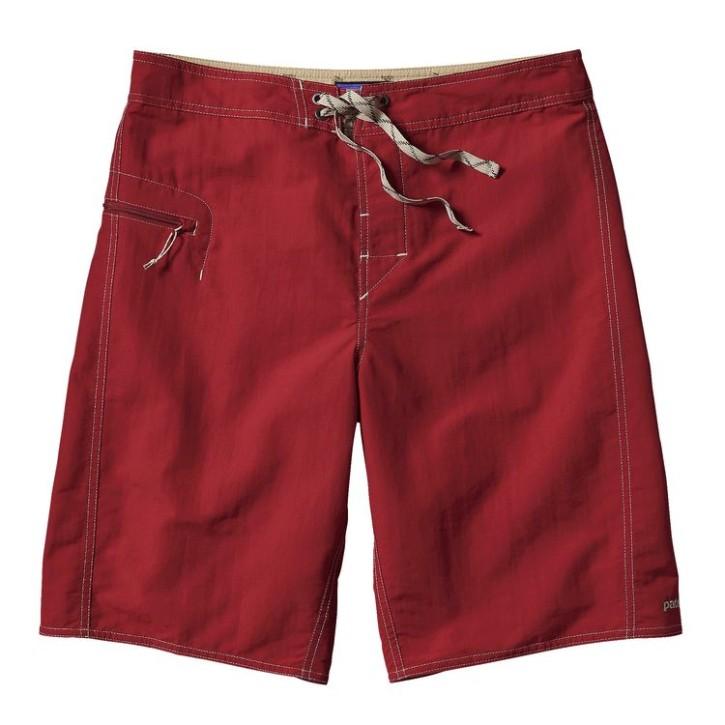 M's Solid Wavefarer Board Shorts - 21' in