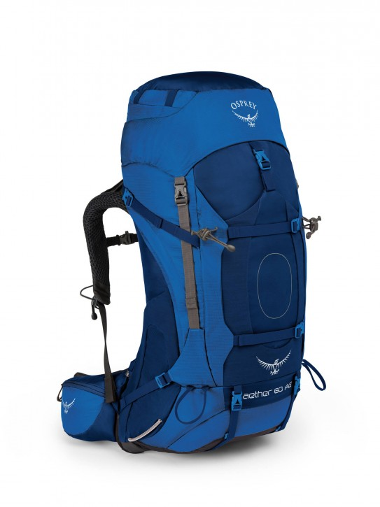 Aether AG 60, neptune blue, L
