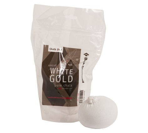 White Gold Chalk Shot Non-Refillable