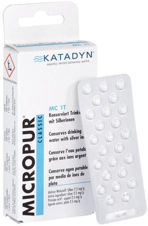 Katadyn Classic MC 1T (4x25 Tab)
