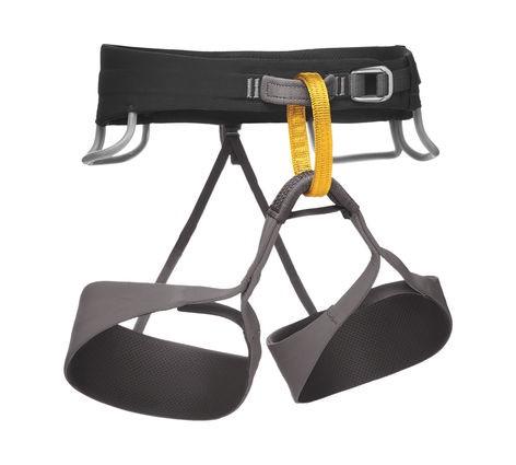 M Solution Harness, Black-Slate, M