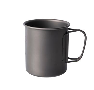 Titanbecher 375 ml