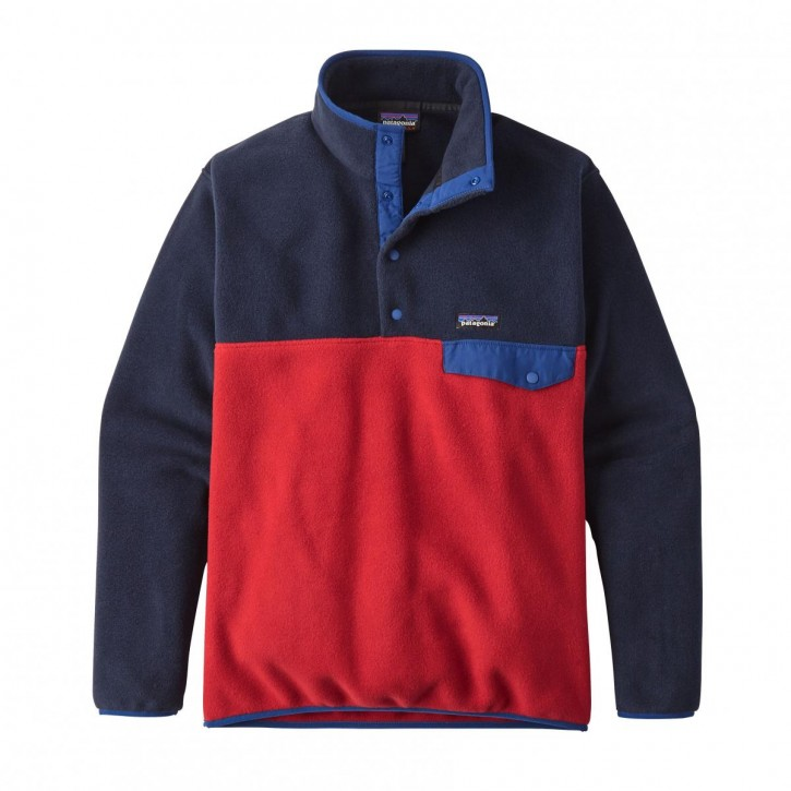 M's Lightweight Synchilla Snap-T Pullover - European Fit