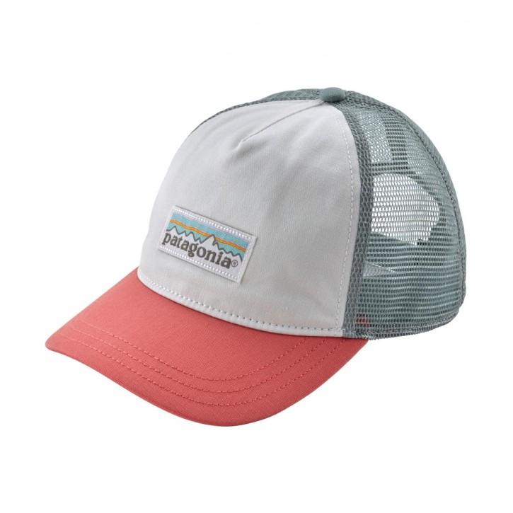 W's Pastel P-6 Label Layback Trucker Hat