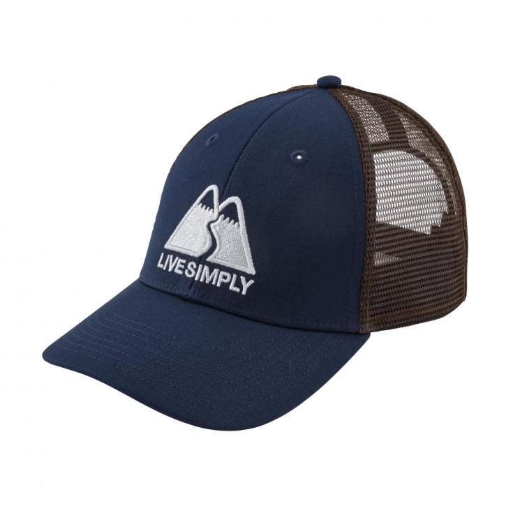 Live Simply Winding LoPro Trucker Hat