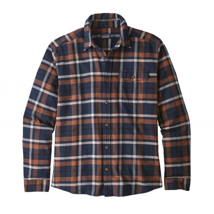 M's Lightweight Fjord Flannel Shirt