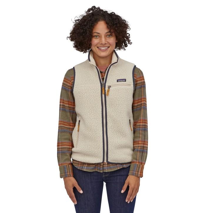 W's Retro Pile Fleece Vest