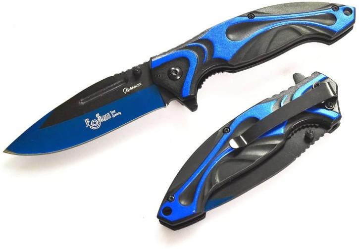 Martinez Albai Nox Penknife Blue