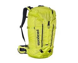 Patagonia Ascensionist Pack 45 L - Gelb