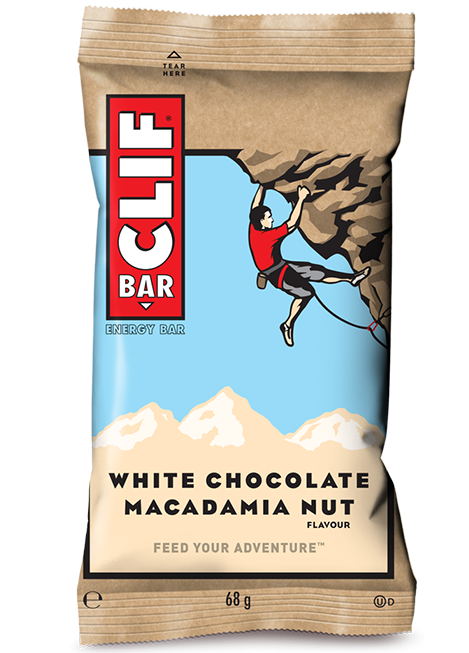 Clif Bar White Chocolate Macadamia Nut