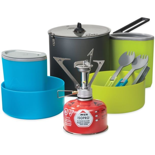 2-Personen Cook&Eat Stove Kit