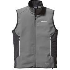 Patagonia M's Adze Hybrid Vest - Grey - L