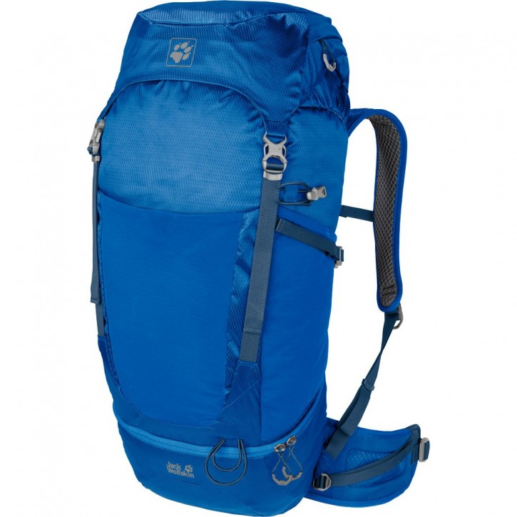 Jack Wolfskin Kalari Trail 42 Pack, Electric Blue