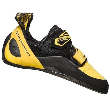 Katana, Yellow/Black, 36,5