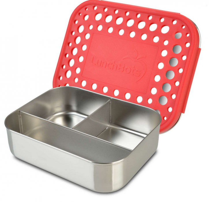 Lunchbots Stainless Steel Jausendose