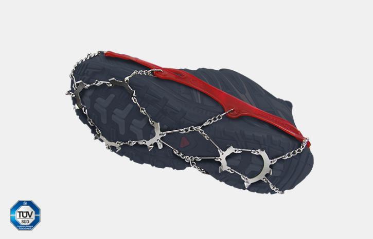 Spikes Chainsen Trail