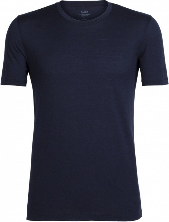 Tech Lite Short Sleeve Crewe - Midnight Navy