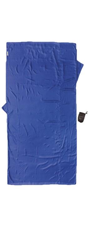 TravelSheet Seide, XL Ultramarine Blue