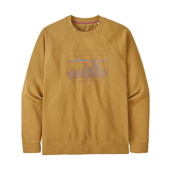 M's '73 Skyline Organic Crew Sweatshirt