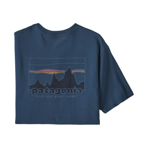 M's '73 Skyline Organic T-Shirt