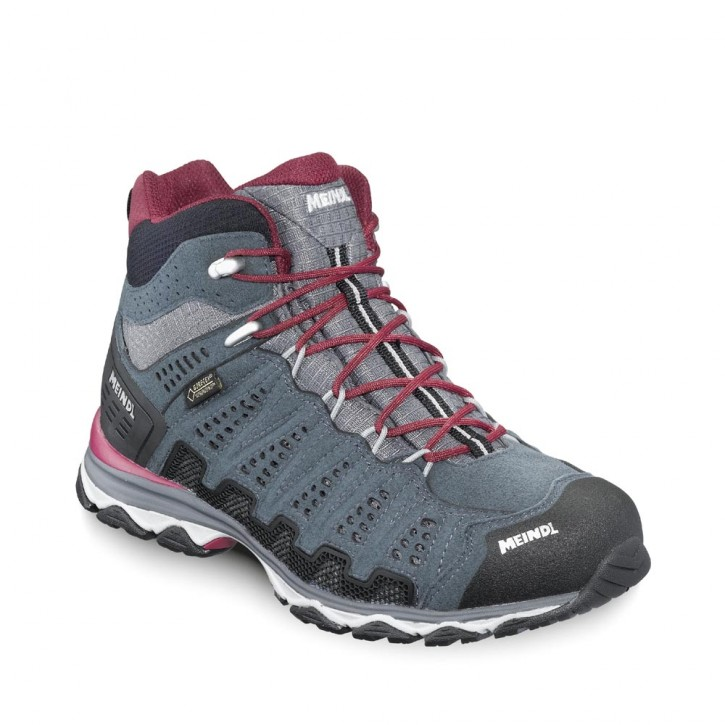 X-SO 70 Lady Mid GTX, bordeaux/anthrazit, 4UK/37EU