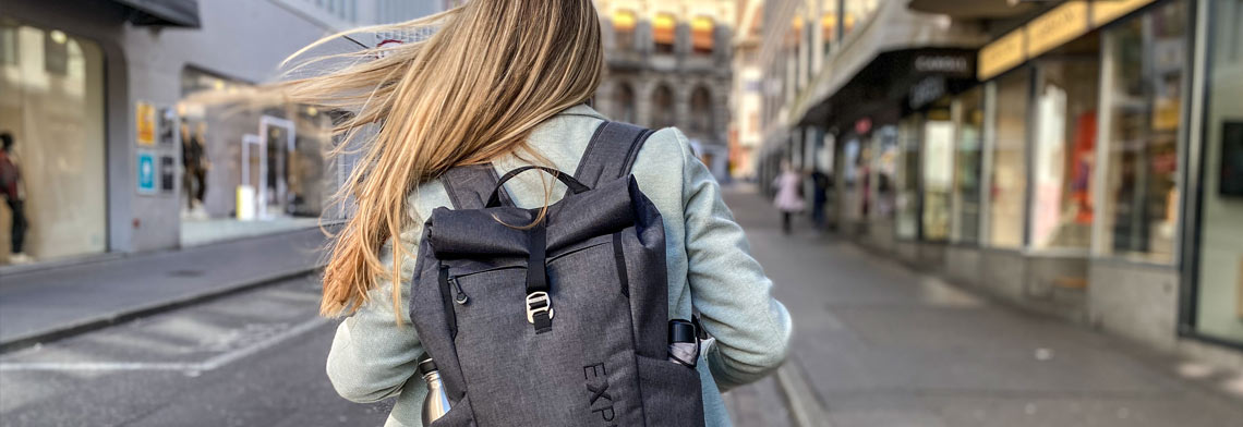 Urban Daypacks von EXPED und ORTLIEB