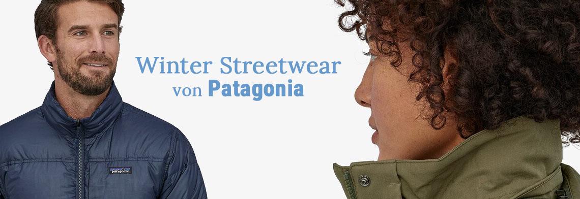 Winter Streetwear von Patagonia