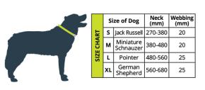 Mountain Paws Dog Collar